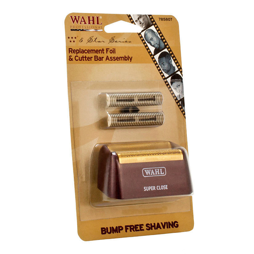 785807 Wahl 5 Star Series Foil Amp Cutter Replacement Wahl