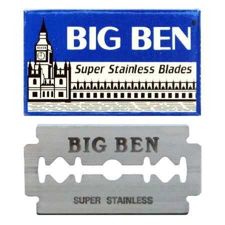 Big Ben Safety Razor Blades Razor Blades