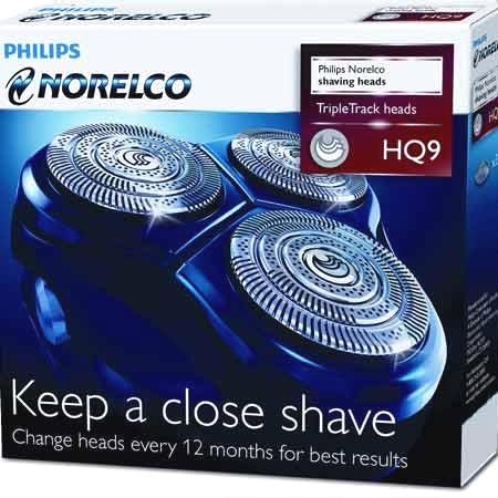 Norelco Hq9 Smarttouch Xl Amp Speed Xl Replacement Heads