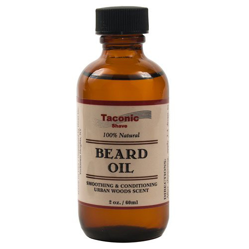 Taconic All Natural Beard Oil Taconic Shave