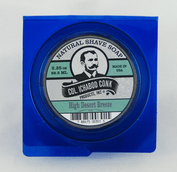 New!  C. Conk  HIGH DESERT BREEZE SHAVE SOAP