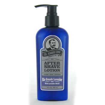 New!  C. Conk  RIO GRANDE LAVENDER AFTER SHAVE LOTION