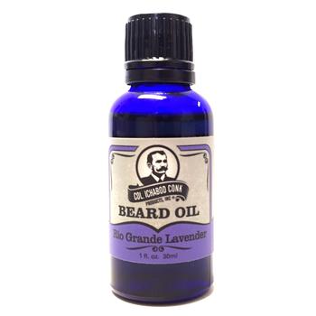 COL. CONK LAVENDER BEARD OIL #1340
