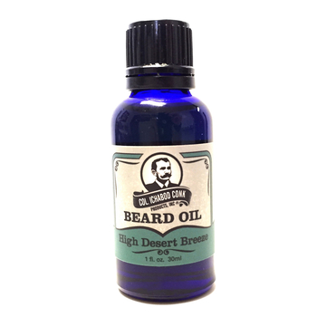 4356 COL CONK HIGH DESERT BREEZE BEARD OIL