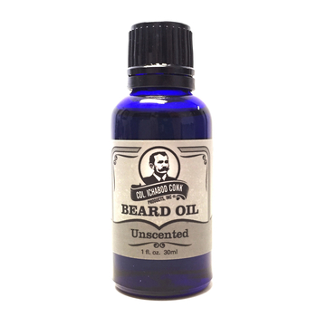 4358 COL CONK UNSCENTED BEARD OIL