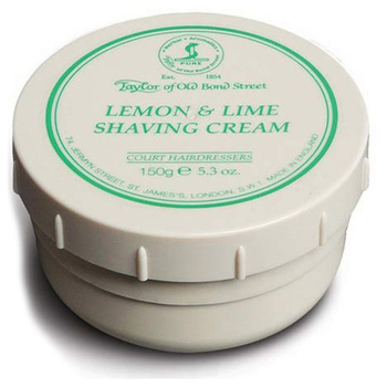 Taylor 01005 Lemon & Lime Shaving Cream 3401