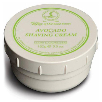 Taylor 01006 Avocado Shaving Cream 3402