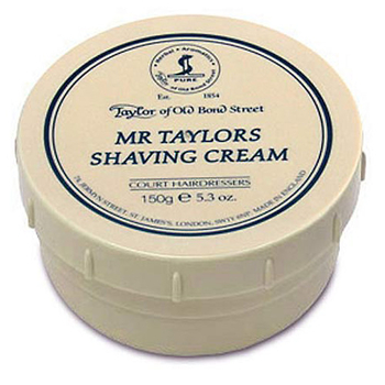 Taylor 01008 Mr. Taylors Shaving Cream 3404