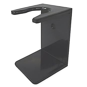 4204 C Conk Black Acrylic Brush Stand  #176