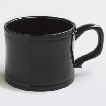 4218 C. Conk  Black Super Shave Mug  #99
