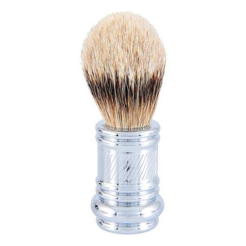 4249 Merkur Silver Tip Shaving Brush #38001
