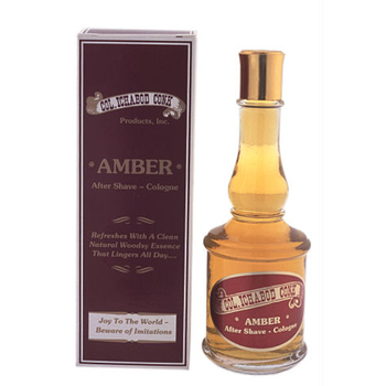 4264  C. Conk  Amber Aftershave Cologne  #130