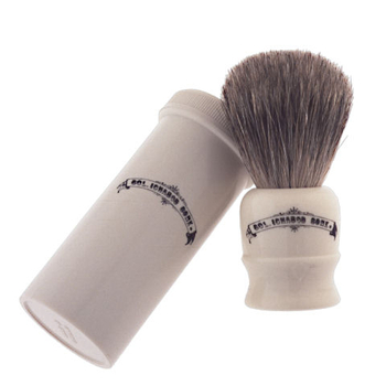 4290 C. Conk Pure Badger Travel Brush  #2190