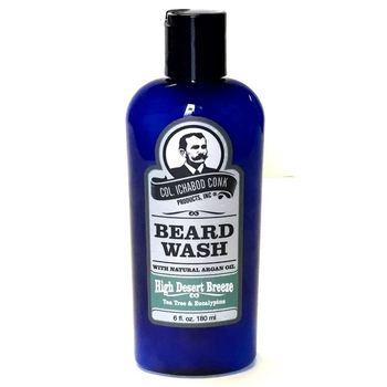 4361 Col Conk High Desert Breeze beard wash