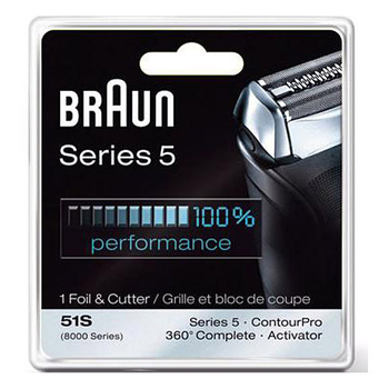 Image Braun Foils, Cutters & Cleaner