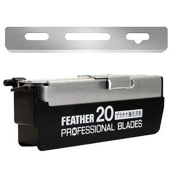 Feather Artist Club Pro Straight Razor Blades