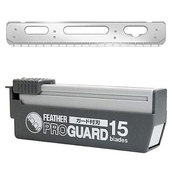 Feather Artist Club ProGuard Razor Blades