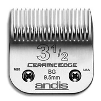 Size 3 1/2 Ceramic Edge BG