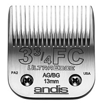 Size 3 3/4 Finish Cut Blade AG/BG
