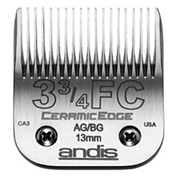 Size 3 3/4 FC Ceramic Edge AG/BG