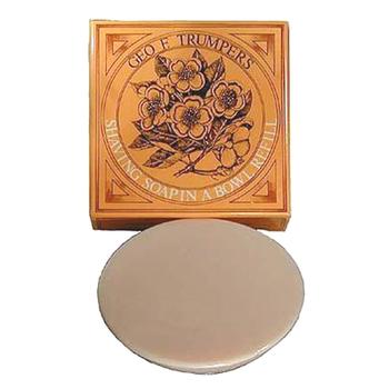 Trumper 7705 Almond Hard Shaving Soap Refill