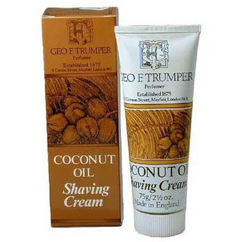 Trumper 7708 Coconut Oil Shaving Cream