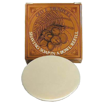 Trumper 7717 Coconut Hard Shaving Soap Refill