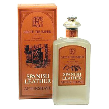 Trumper 7727 Spanish Leather Aftershave
