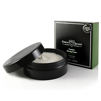 Jagger  SCAV  Aloa Vera Shave Cream Tub