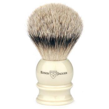 7965 EJ Handmade English Silver Tip badger #EJ467