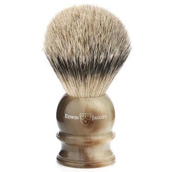 7966 EJ Handmade English Silver Tip badger #EJ462