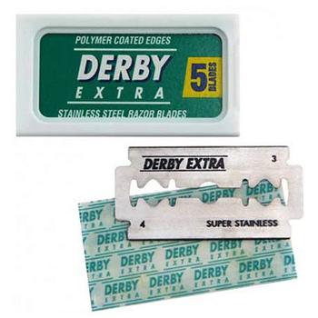 Derby Extra - Safety Razor Blades