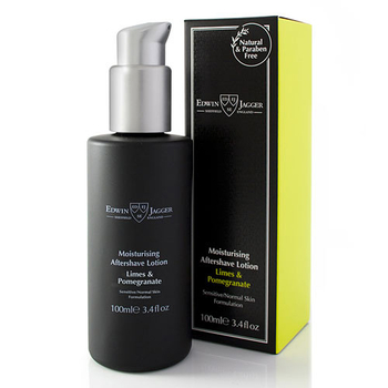 Jagger ASLLP Limes & Pomegranate After Shave Lotion