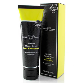 Jagger SCLPT Premium Shaving Cream Limes & Pomegranate