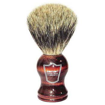 RHPB Parker Rosewood Handle - Pure Badger Brush