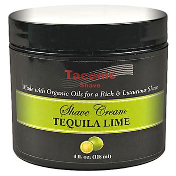 Taconic Tequila Lime Shaving Cream