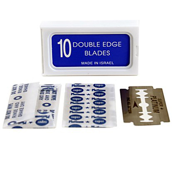 9923 Crystal 10 blades Pack