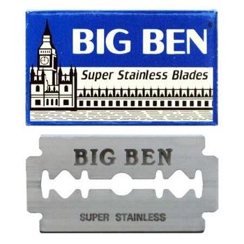 Big Ben Safety Razor Blades