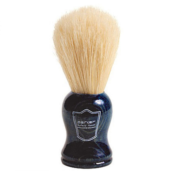 BLBO Parker Blue Wood Handle – Boar Bristle Brush