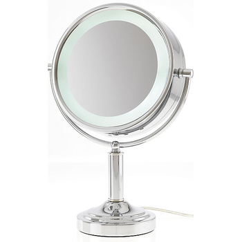 D125 L.E.D Lit Double Sided Vanity Mirror c9705