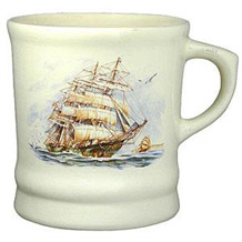 Image Col.Conk Shave Mugs