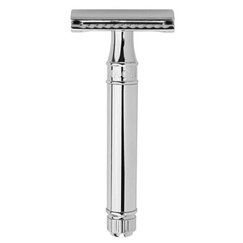 DE89 Jagger_Chrome Double Edge Razor