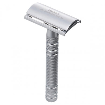 AS-D1 Feather Stainless Steal Razor 6203