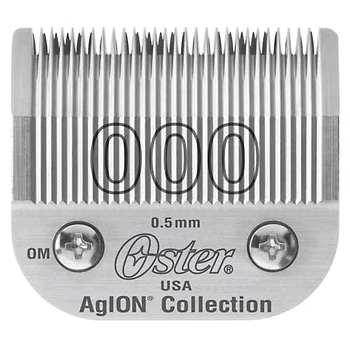 Size 000 Oster Blade 76918-016-005