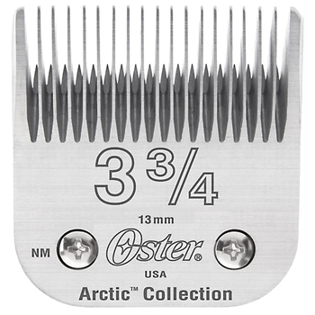 Size 3-3/4 Oster Blade 76918-206-005