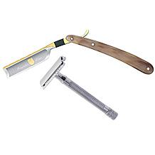Image Col.Conk Straight Razors - Safety Razors - Strops
