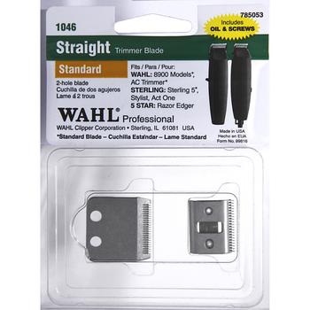 1046 Wahl Standard Straight Trimmer Blade Wahl Blades