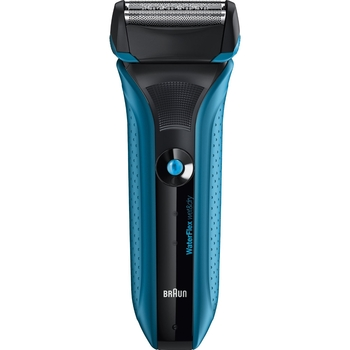 Braun WFS2 Waterflex Wet and Dry Shaver, Blue